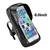 MIGHTYDUTY Bicycle Mobile Phone Bracket Bag Touch Screen Waterproof Bag Mountain Bike GPS