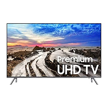 Samsung Electronics UN55MU8000 55-Inch 4K Ultra HD Smart LED TV (2017 Model)