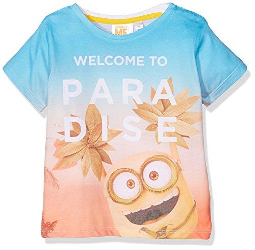 Universal Minions Camiseta, Multicolor, 2-3 años (Tamaño Fabricante:3 años) para Niños