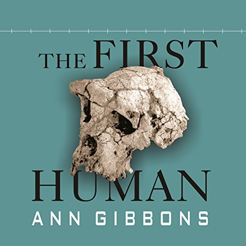 The First Human cover art