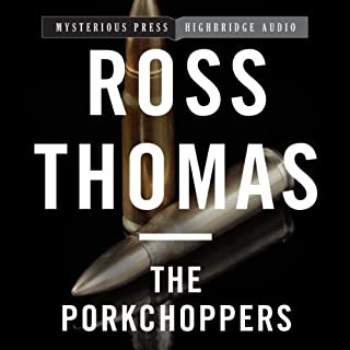 The Porkchoppers audiobook cover art