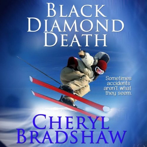 Black Diamond Death audiobook cover art