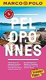 MARCO POLO Reiseführer Peloponnes: Inklusive Insider-Tipps, Touren-App, Update-Service und offline Reiseatlas (MARCO POLO Reiseführer E-Book)