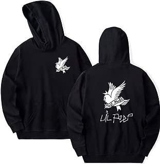 LiPeep Crybaby Unisex Fashion Print Hoodie Sweatshirt Tops