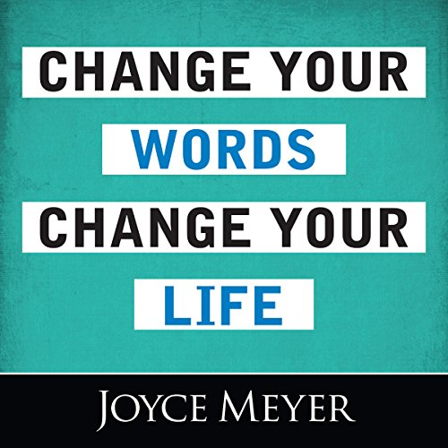 Change Your Words, Change Your Life cover art