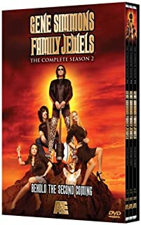 Gene Simmons Family Jewels - Complete Season Two