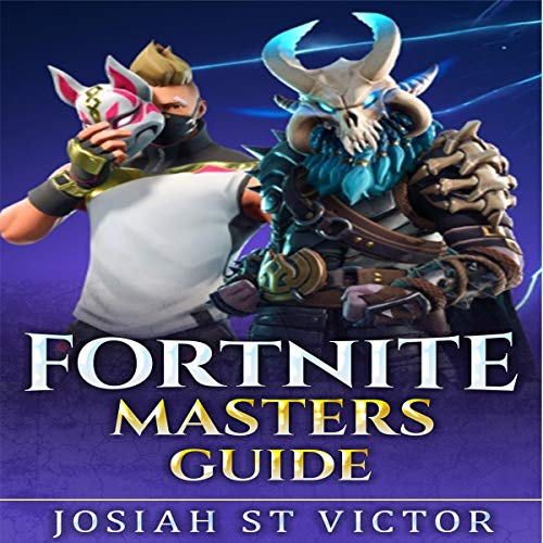 Couverture de Fortnite: Masters Guide
