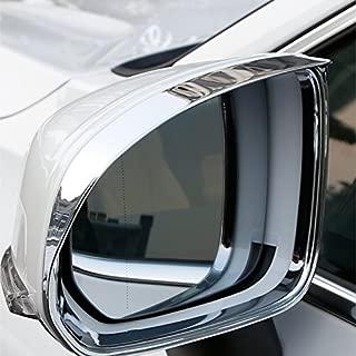 L/&U 4Pcs Set Flap Guardabarros Guardabarros Delantero y Trasero para Volvo XC40 2018-2019