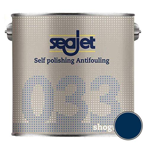 Seajet 033 / Shogun Antifouling 2500 ml dunkel blau