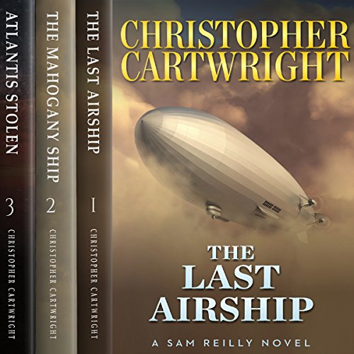 The Sam Reilly Collection                   By:                                                                                                                                 Christopher Cartwright                               Narrated by:                                                                                                                                 David Gilmore                      Length: 26 hrs and 32 mins     68 ratings     Overall 4.0