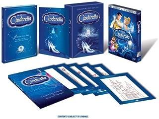 Cinderella (Disney Special Platinum Edition Collector's Gift Set) by Walt Disney Home Entertainment