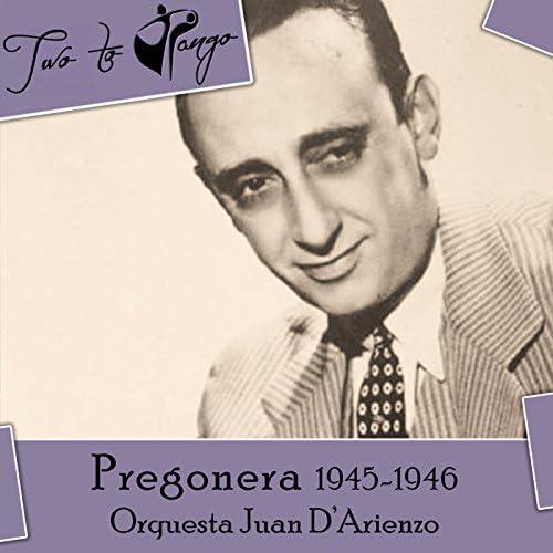 Orquesta Juan D'Arienzo, Héctor Mauré, Alberto Echague