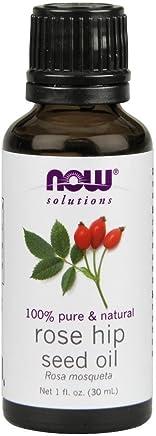Aceite De Rosa Mosqueta 100% Puro, Natural Y Orgánico - Formulado Para Piel Seca