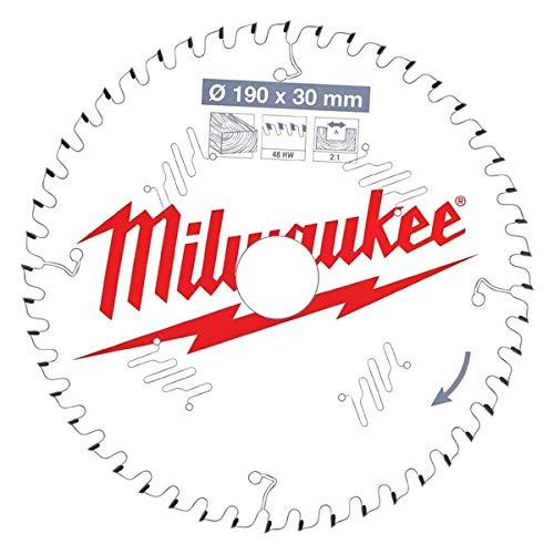 MILWAUKEE Universal-Sägeblatt 48 Zähne 2,1x190mm 4932471380