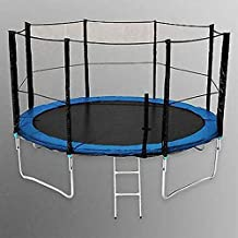 Rbwtoys Trampoline 10FT With Safety Net - 10 feet / 300 cm - Diameter For Kids Activity rbwtoy10ft.