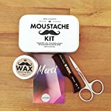 Kit moustache Daandi - Men's Society