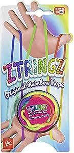 Die Fäden fördern und fordern die Fingerfertigkeit Ihrer Kinder Vorlage mit 20 verschiedenen Schleifen und Kombinationen