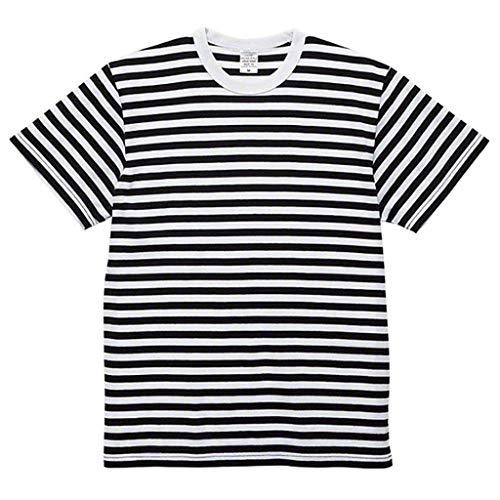 United Athle ユナイテッドアスレ Tシャツ 半袖 ボーダー メンズ レディース 大きめ 丈夫 5.6オンス オーバーサイズ 綿100% ※メーカーより直送します CAB-A032