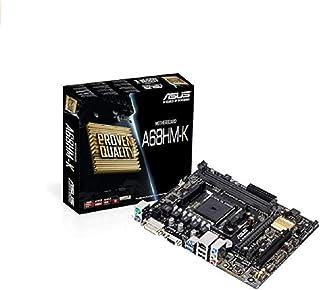 ASUS A68HM-K - Placa Base (DDR3, DIMM, mATX, AMD, Socket FM2+, SATA 600)