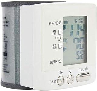 GYL Tensiómetro de Brazo Tensiómetro De Brazo - Home Care Tipo De Pulsera Automático De Presión Arterial Monitor Portátil Multifunción Precisa 60 Memoria esfigmomanómetro