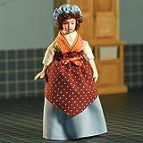 Dolls House Puppe 'Connie' Doll 1:12 für Puppenhaus 5530