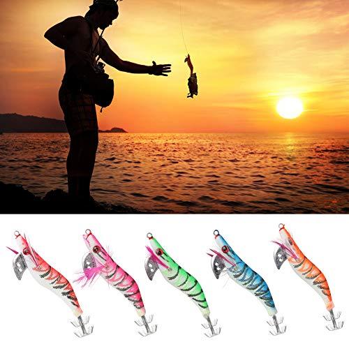 Kleurrijk vissersaas, tandwielaas Kit garnalen uiterlijk Plastic Made