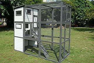 Hamilton Outdoor Cat Enclosure