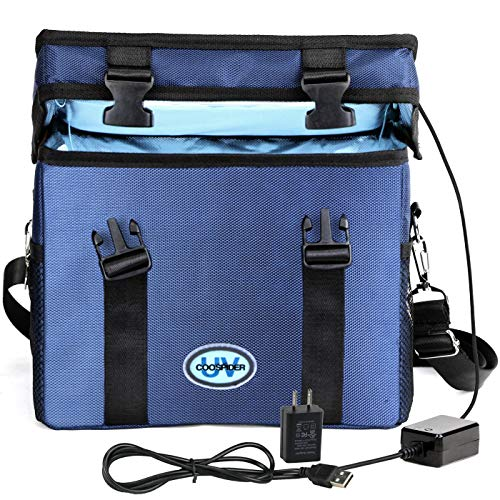 Coospider UV Sanitizer Bag Review