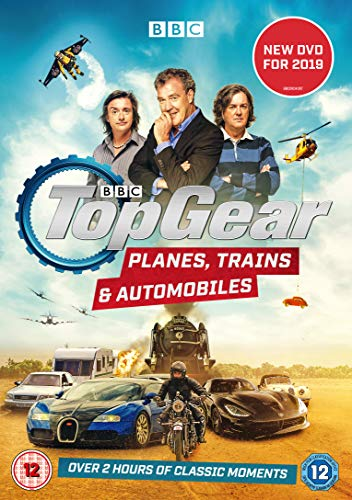 Top Gear - Planes, Trains and Automobiles [DVD] [2019]