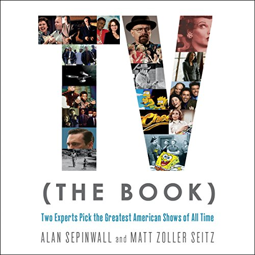 TV (the Book) audiobook cover art