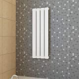 GJEFEGS Paneelheizkörper Weiß 311 × 900 mm
