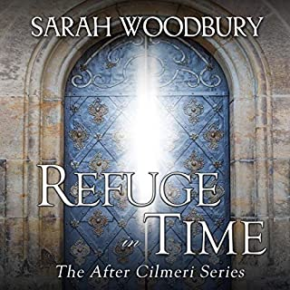 Refuge in Time audiobook cover art