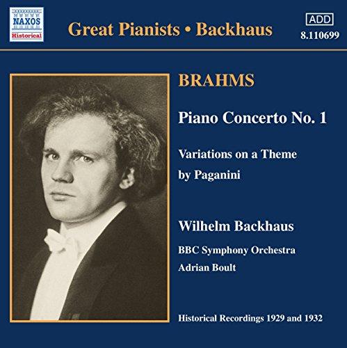 Concerto Per Pianoforte N.1 Op.15,