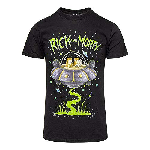 Beats & More Rick And Morty - Space (Unisex) (M)