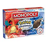 NINGXUE Monopoly Pokemon Juego de Mesa Card Game,for Las Mujeres de los Hombres Bros Amigos Familiar de Estrategia para Adultos y Adolescentes Fiesta (versión clásica)