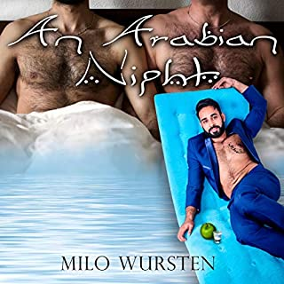 An Arabian Night     Gay Holiday Romance MM (Gay Sea Stories, Book 2)              By:                                                                                                                                 Milo Wursten                               Narrated by:                                                                                                                                 Lee White                      Length: 1 hr and 37 mins     14 ratings     Overall 4.9