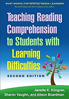 Teaching Reading Comprehension to Students with Learning Difficulties (What Works for Special-needs Learners) by Janette Klingner (7-Apr-2015) Paperback