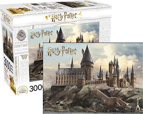 HARRY POTTER Hogwarts Castle 3000 Piece Jigsaw Puzzle