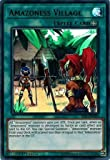 Yu-Gi-Oh! - Amazoness Village - SS02-ENV03 - Ultra Rare - 1st Edition - Speed Duel Decks - Duelists of Tomorrow