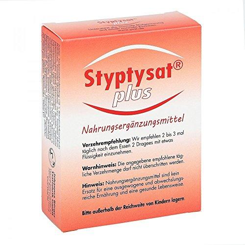 styptysat plus dragees 60 St