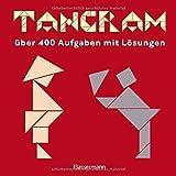 Tangram: über 400 Aufgaben mit Lösungen. Buch und Holzlegespiel