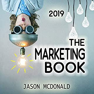 The Marketing Book, 2019 Edition audiobook cover art