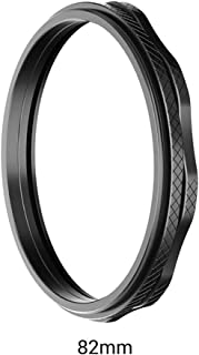 Andoer R-82L 82mm ma-gn-etic Lens Filter Adapter Ring Compatible with Canon Nikon Sony DSLR Camera Universal Filter Moutin...