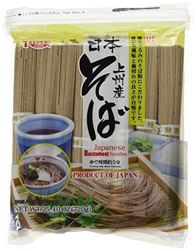 Hime Dried Buckwheat Soba Noodles, 25.40 Ounce