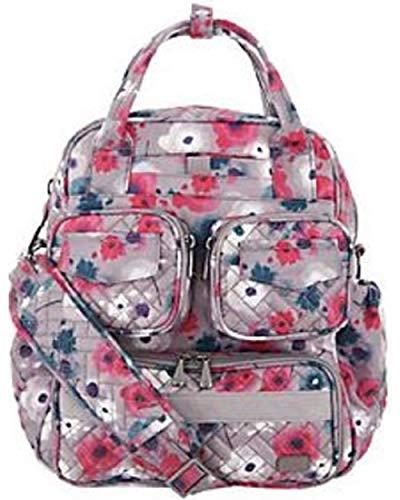 Lug Puddle Jumper Mini Shoulder Bag, Water Pearl
