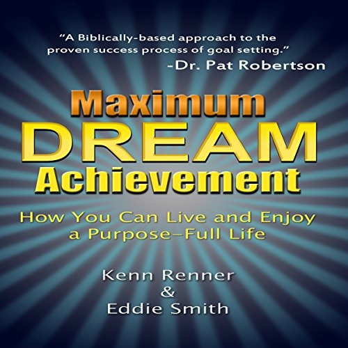 Maximum Dream Achievement audiobook cover art