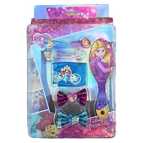 Disney - Accessori per Capelli, Multicolore (Kids Euroswan KD-WDPR181)