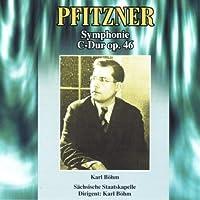 プフィッツナー:交響曲 ベーム&ザクセン・シュターツカペレ、他(1938~40)