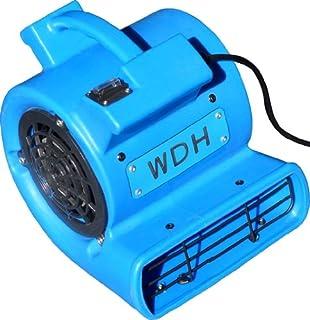 Aktobis Turbo Ventilador, Soplador, Máquina de Viento WDH-C20 (420 m³/h)