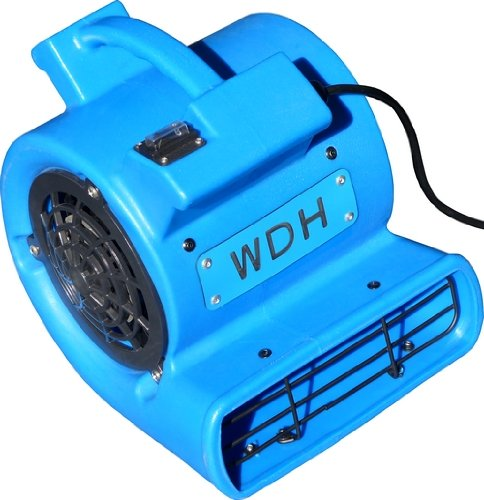 Aktobis Turbolüfter, Gebläse, Windmaschine WDH-C20 (420 m3/h)